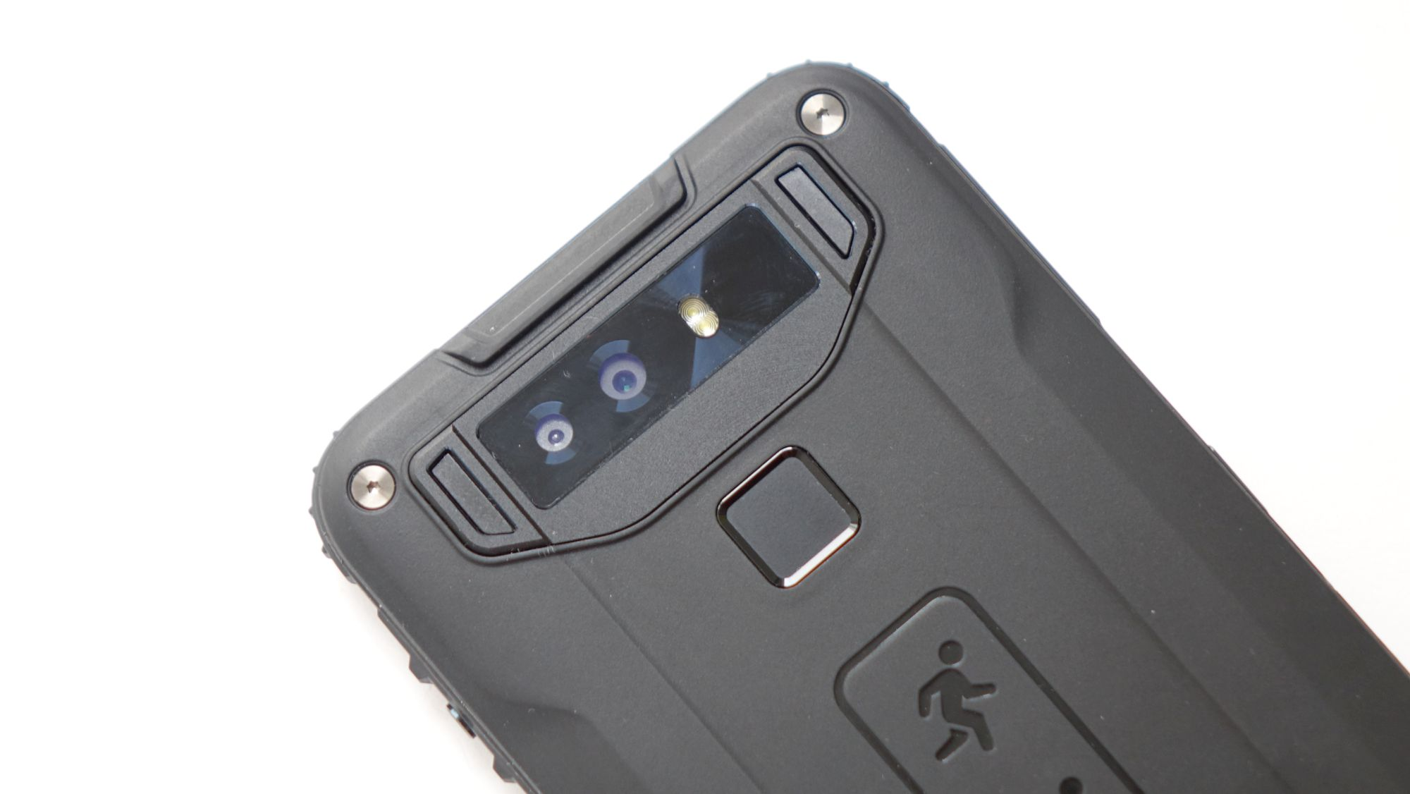 BQ Shark Rush камера