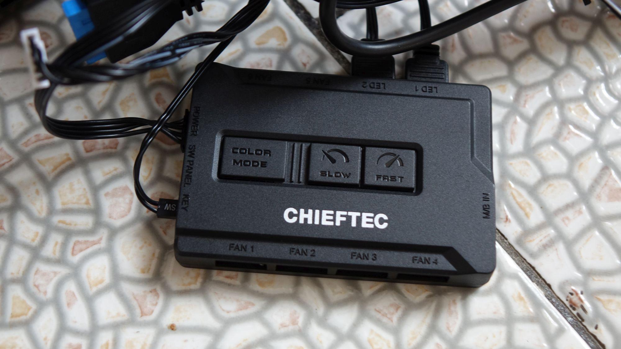 Chieftronic M1 контроллер