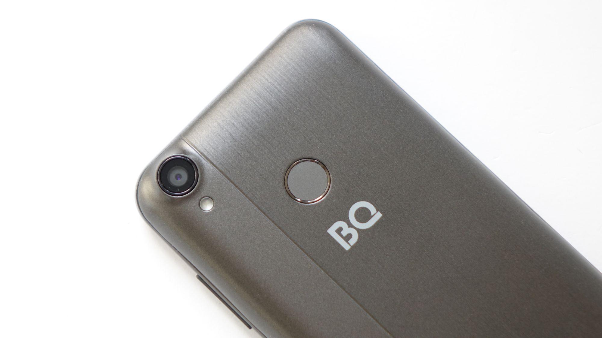 BQ 5530L сканер отпечатка