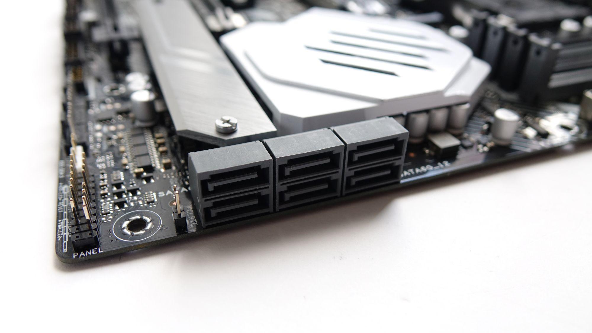 ASUS Prime X570-Pro sata