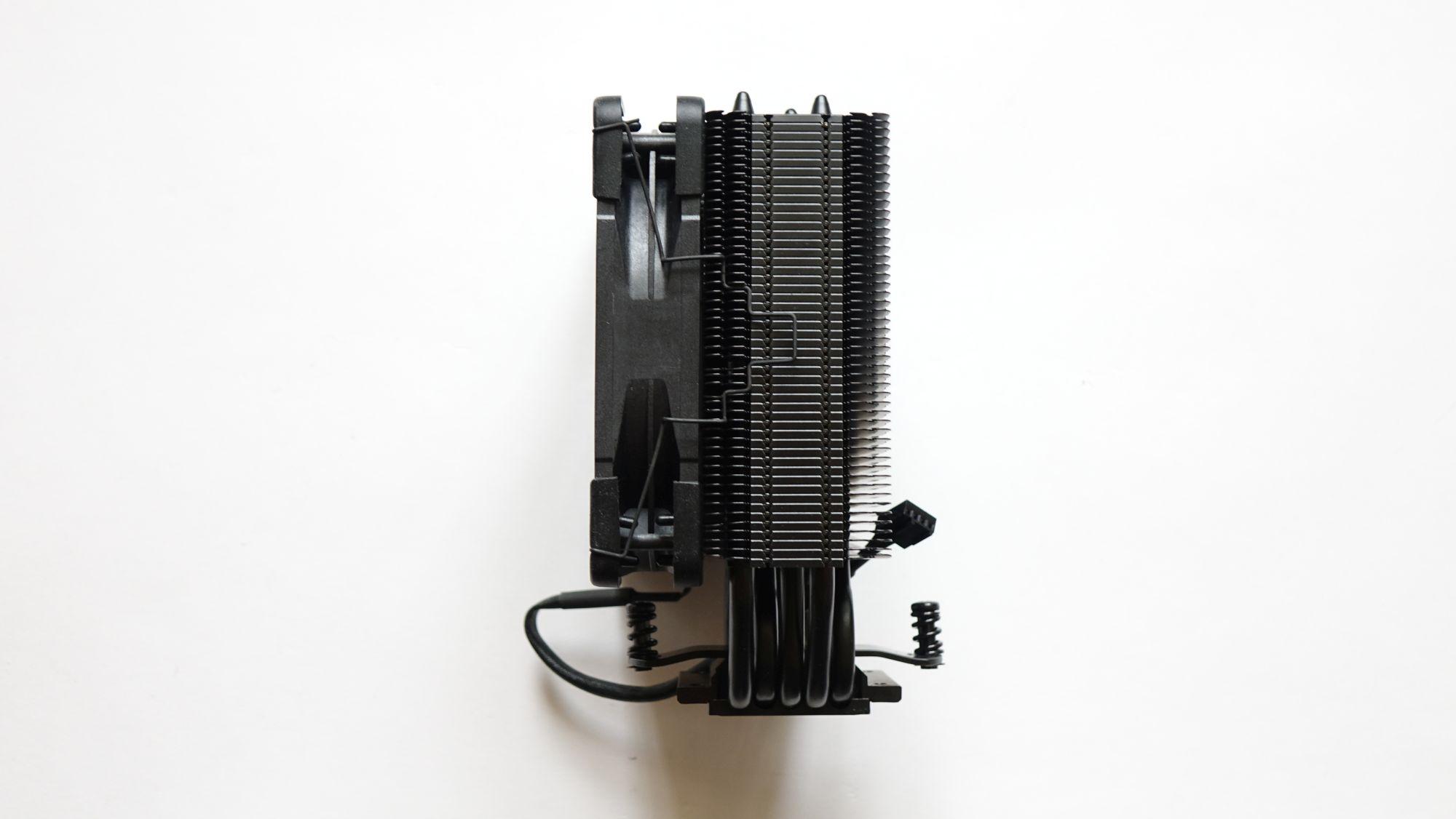 Noctua NH-U12S chromax.black радиатор
