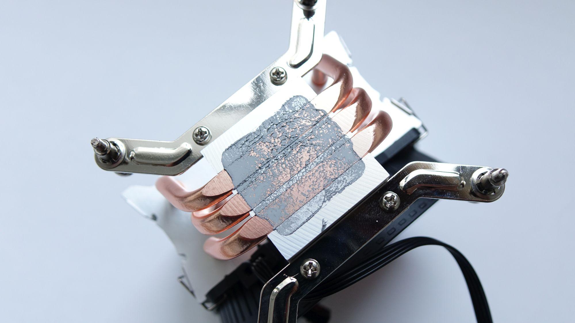 Xilence M403.Pro отпечаток