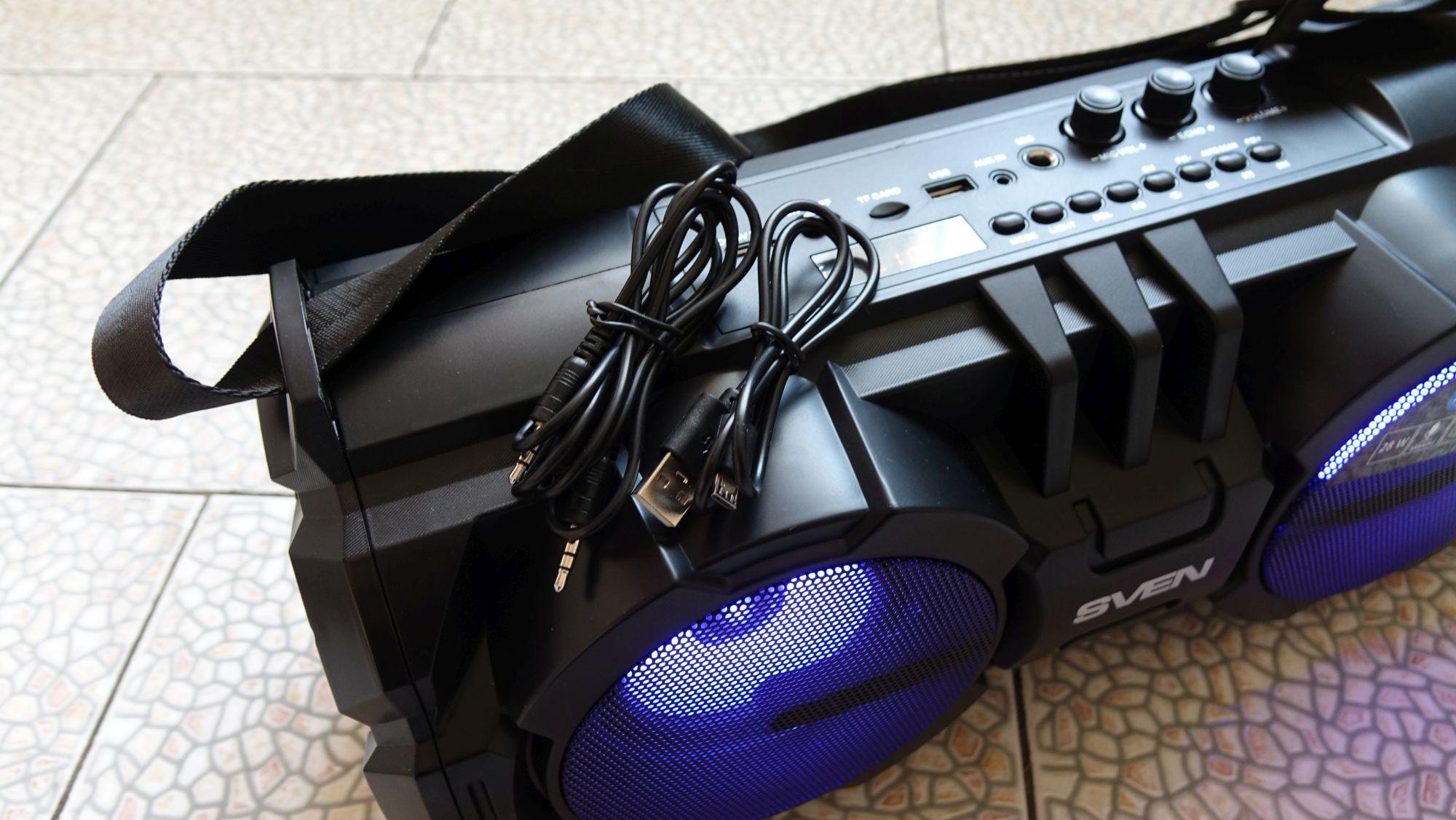 SVEN PS-485 провода