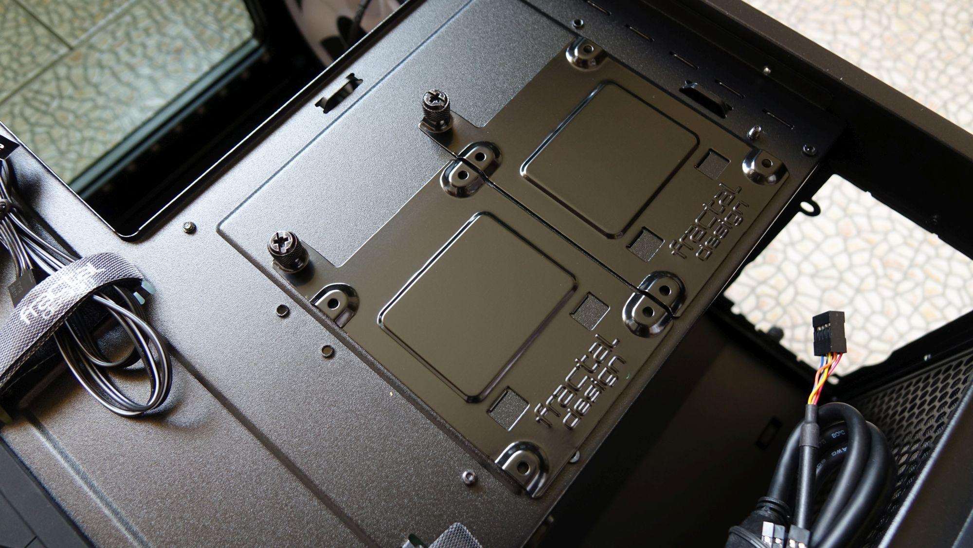 Define S2 Vision RGB карманы для SSD
