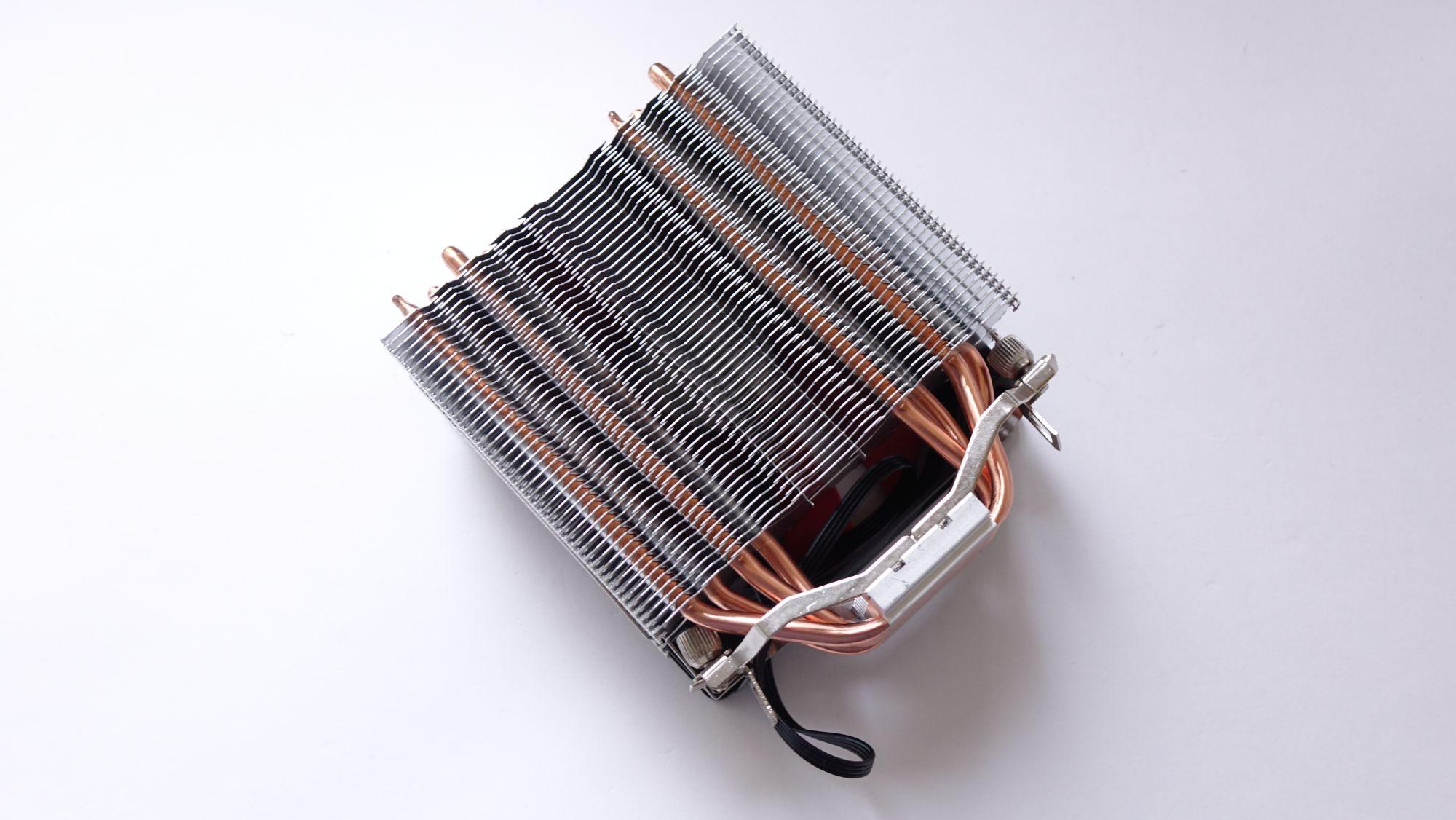 Coolstorm T401 радиатор
