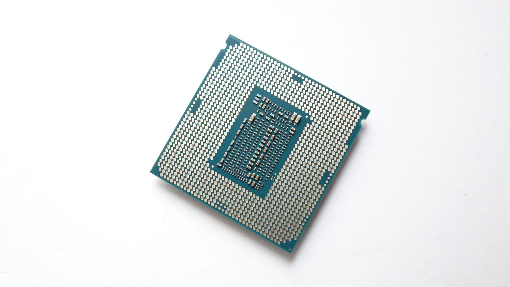 Core i5-9600KF контакты