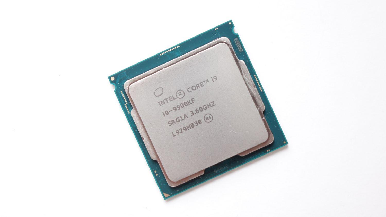 Core i9-9900KF крышка