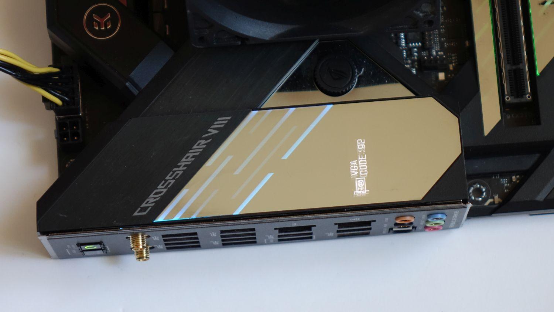 asus OLED-дисплей LiveDash