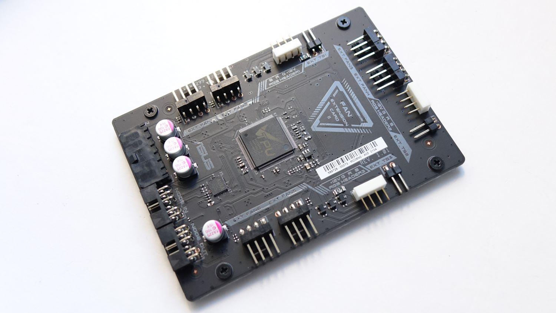 ASUS ROG Zenith II Extreme контроллер