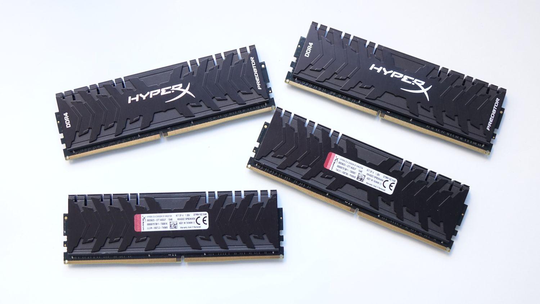HX430C15PB3K4/64 планки