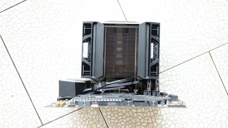 Corsair A500 на плате