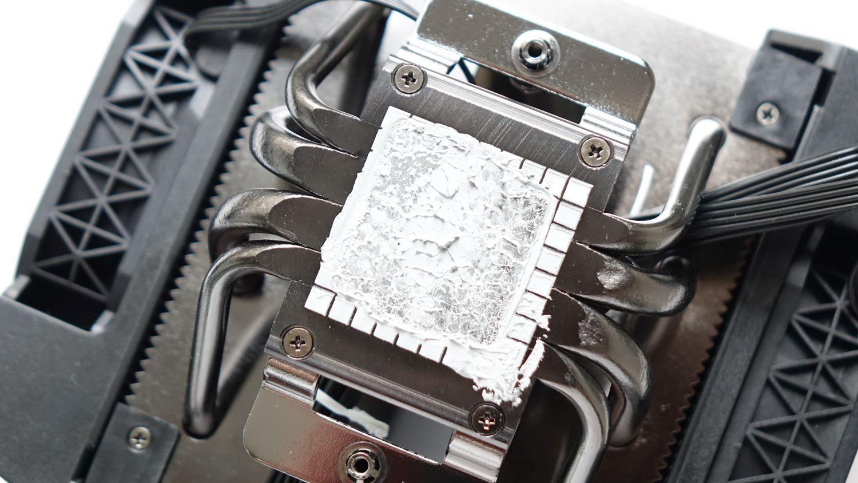 Corsair A500 паста