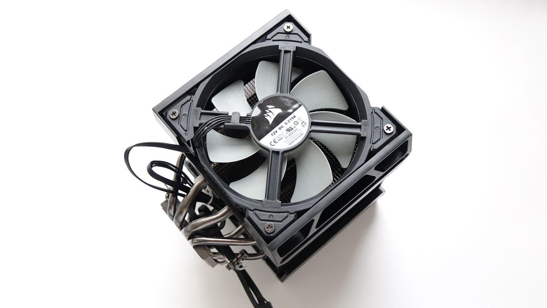 Corsair A500 вентилятор