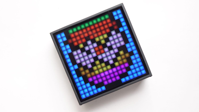 Divoom Timebox-Evo экран