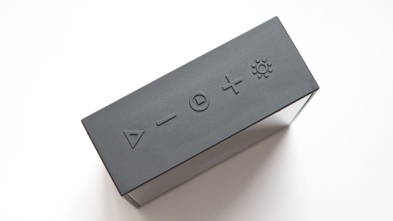 Divoom Timebox-Evo кнопки