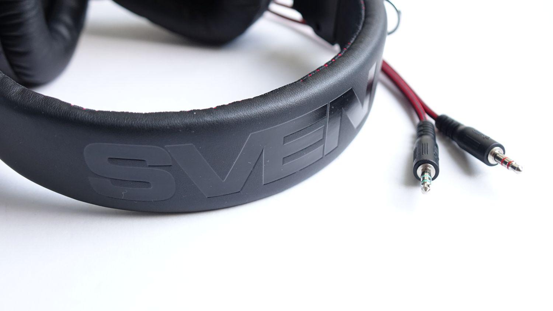 игровой гарнитуры SVEN AP-G555MV оголовье