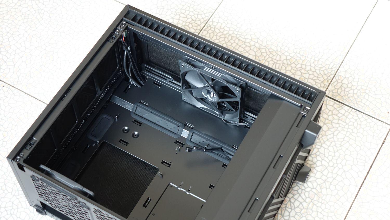 Fractal Design Define 7 Compact вентиляторы
