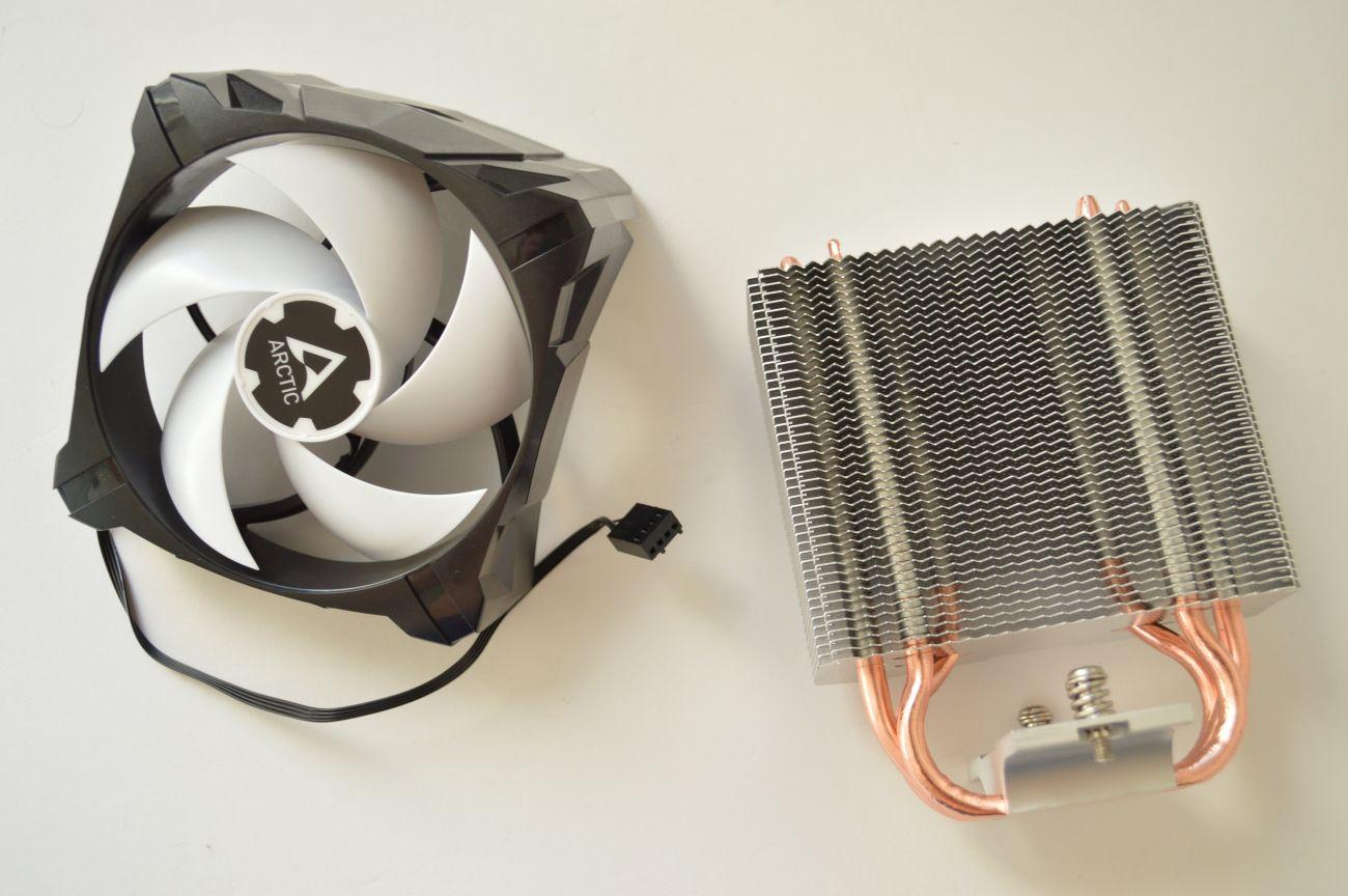 Arctic Freezer i13 X без вентилятора