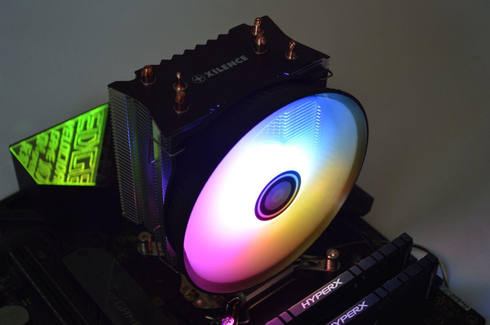 Xilence XC129/M403Pro.ARGB подсветка