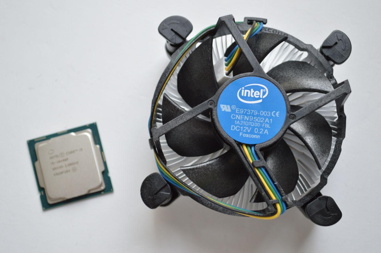 core i5-10400f box