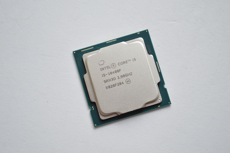 core i5-10400F