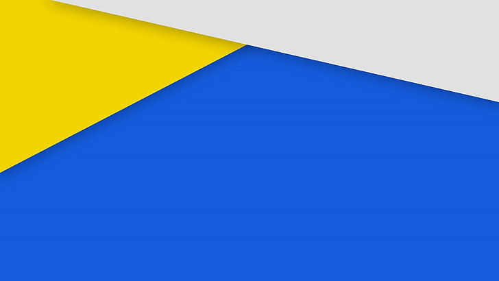 material-blue-yellow-white-wallpaper-preview