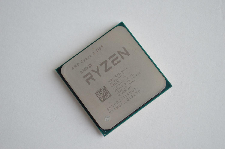 ryzen 3100