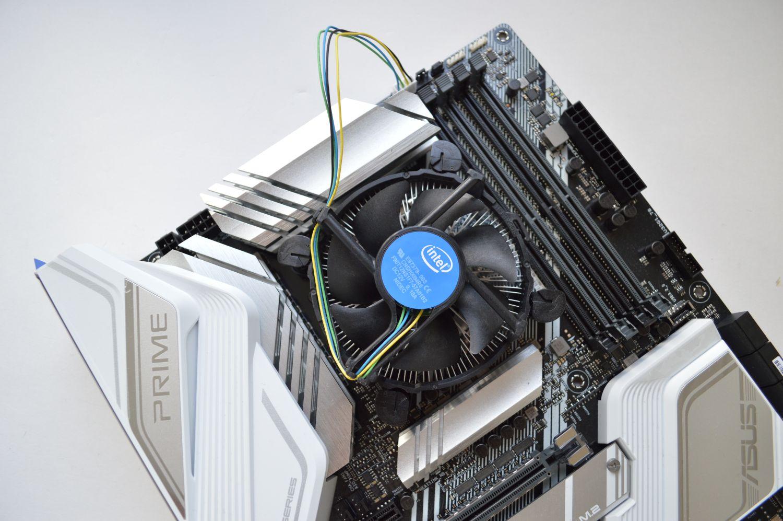 Intel Core i5-10600 кулер box