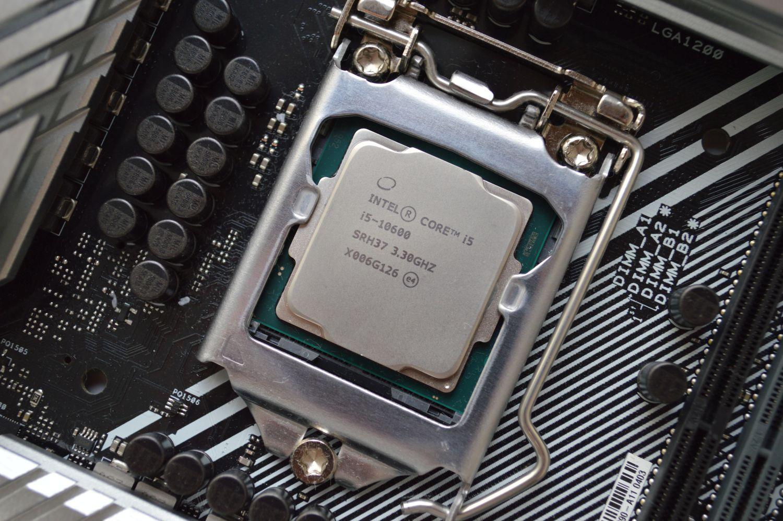core 10600k