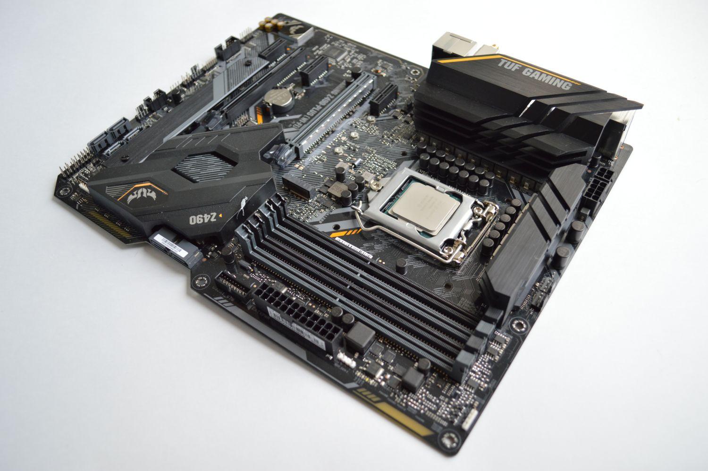 TUF Gaming Z490-Plus (Wi-Fi)