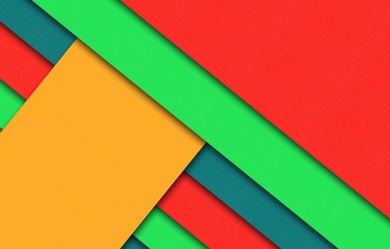 material-design-color-geometriia-linii-krasnyi-salatovyi-zhe