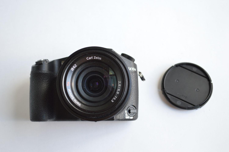 Sony RX10 II объектив