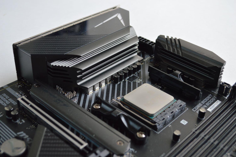 MPG B550 Gaming Carbon WIFI