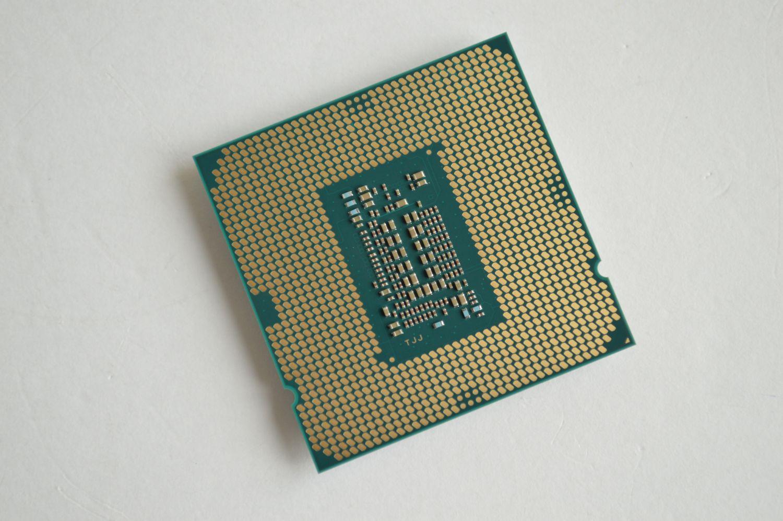 Pentium Gold G6400 контакты