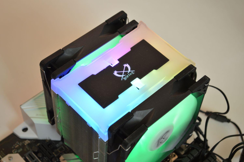 Scythe Mugen 5 ARGB Plus подсветка