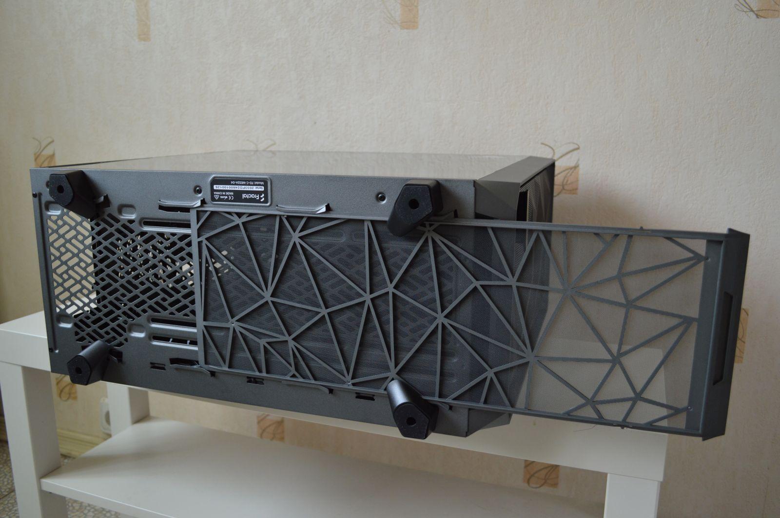 Fractal Design Meshify 2 фильтр