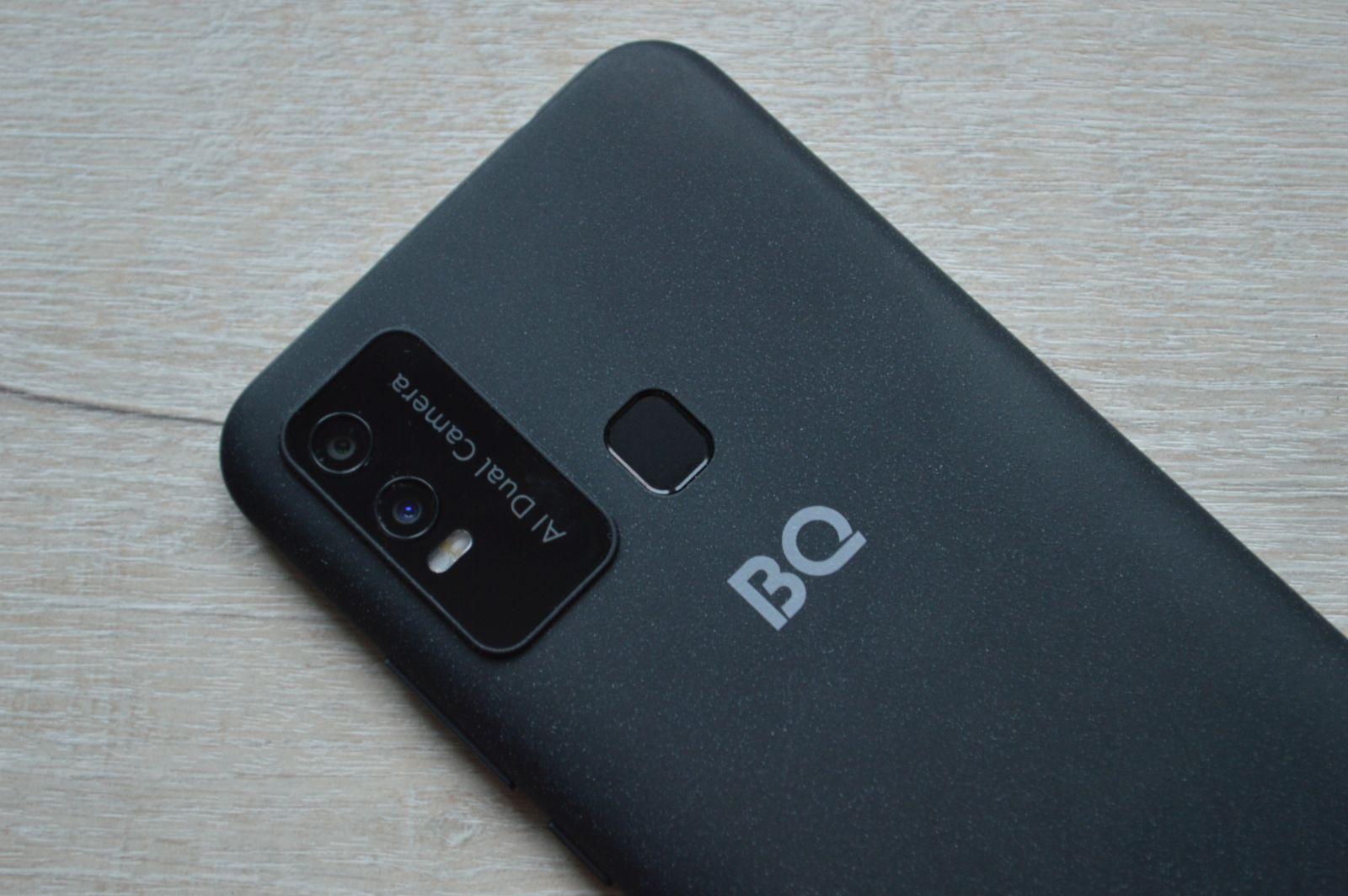 BQ 6630L Magic L камера