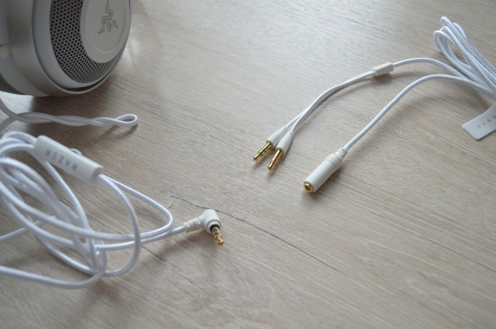 Razer Kraken провода