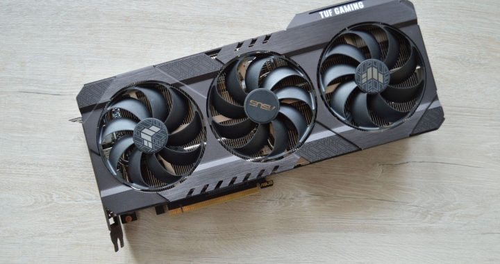 TUF Gaming GeForce RTX 3080