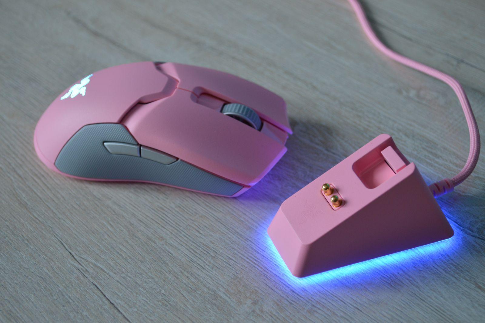 Razer Viper Ultimate подсветка