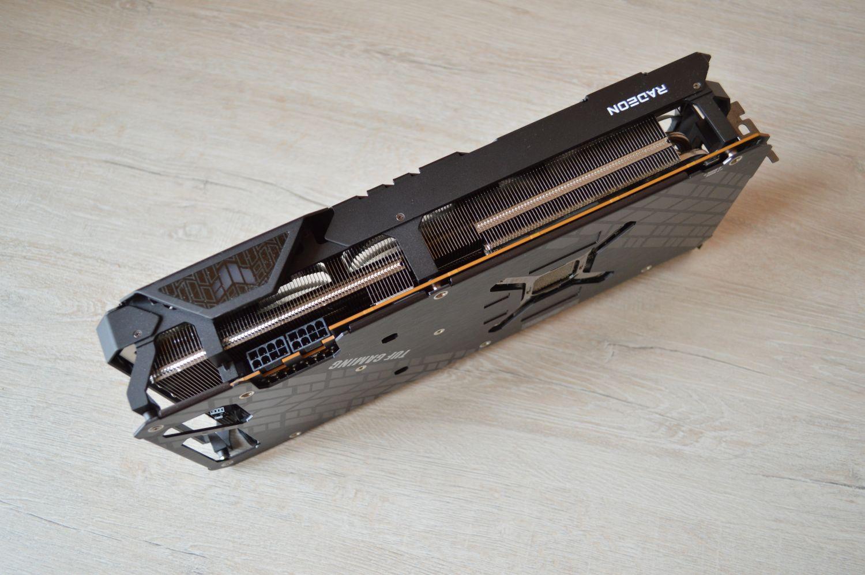 Система охлаждения ASUS TUF Gaming Radeon RX 6800 XT