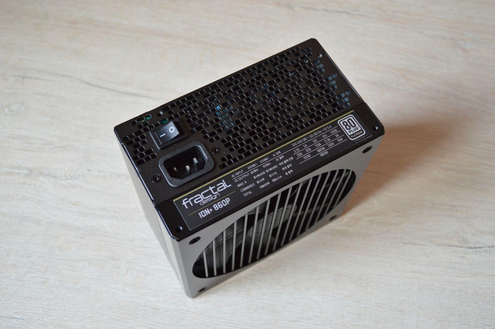 Fractal Design Ion+ Platinum 860 Вт