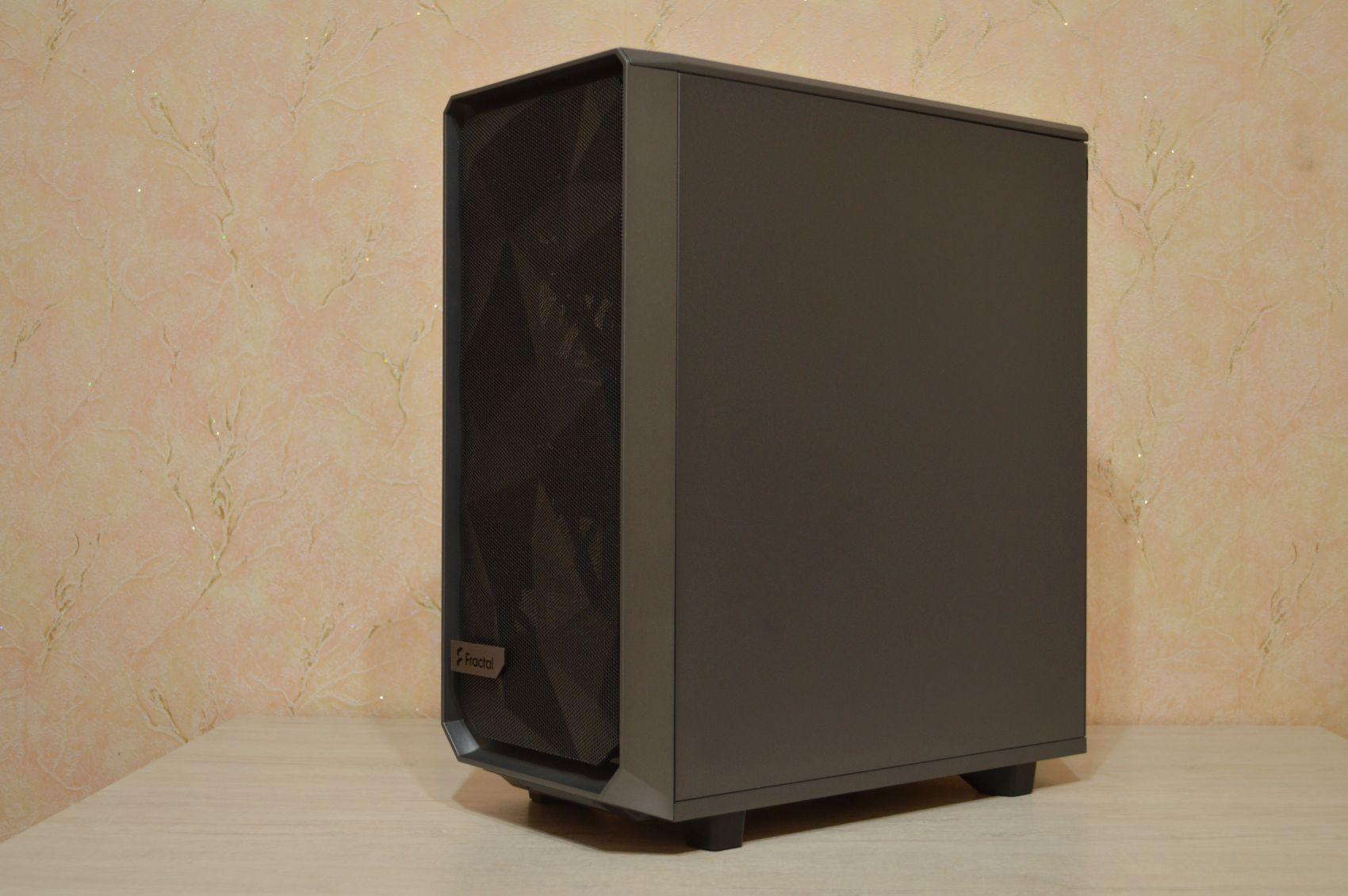 Meshify 2 Compact боковая сталь