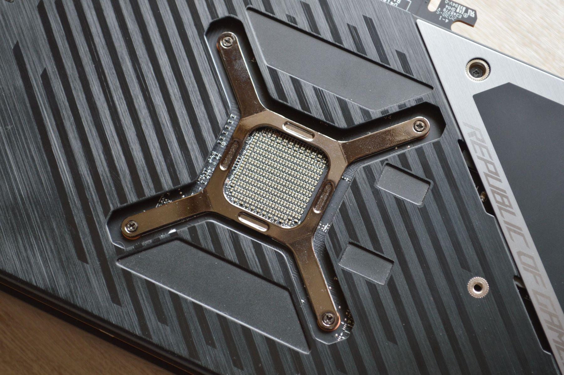 ROG Strix Radeon RX 6800 чип