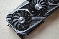ROG Strix Radeon RX 6800 вентиляторы