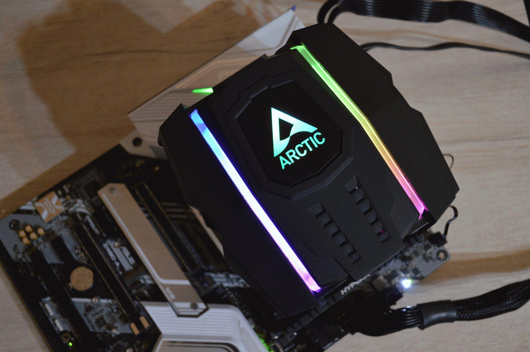 подсветка RGB