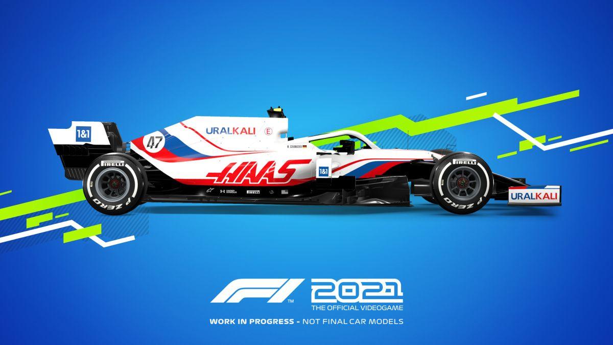 F1 2021: системные требования