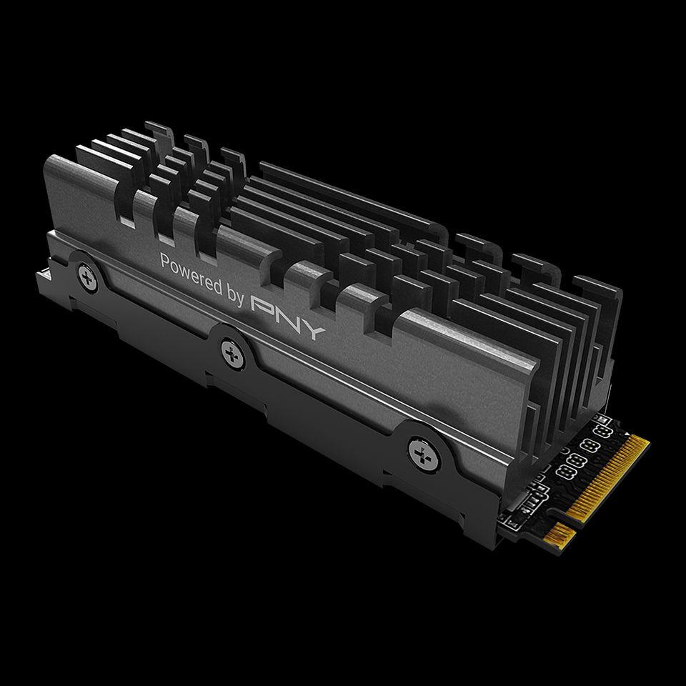 XLR8 CS3140 M.2 NVMe Gen4 x4 с радиатором
