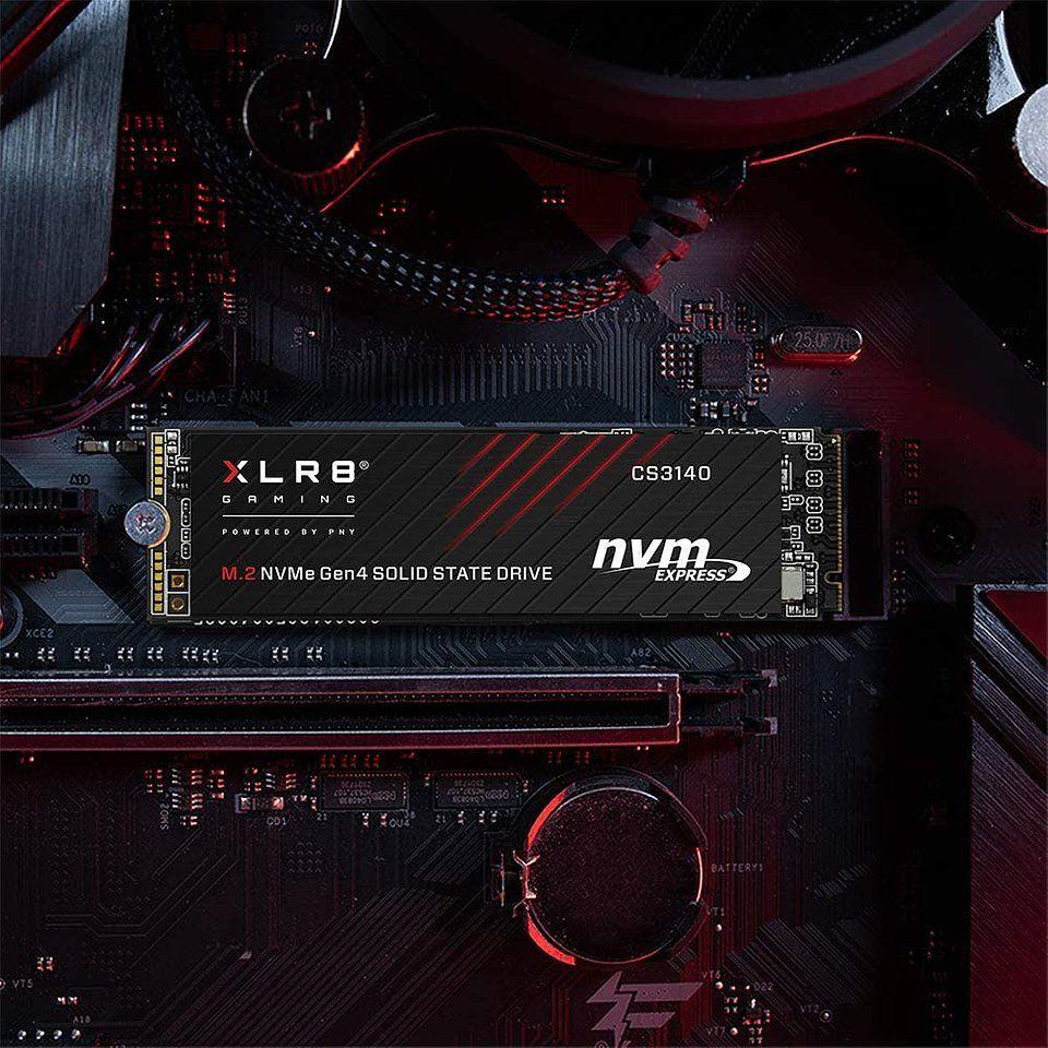 XLR8 CS3140 M.2 NVMe Gen4 x4