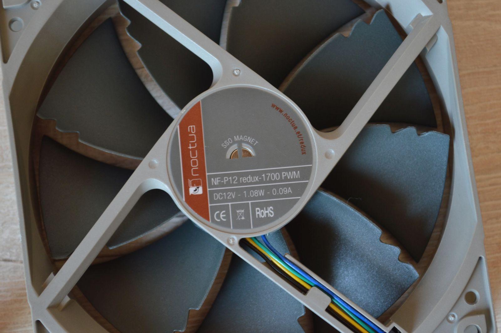 маркировка вентилятора